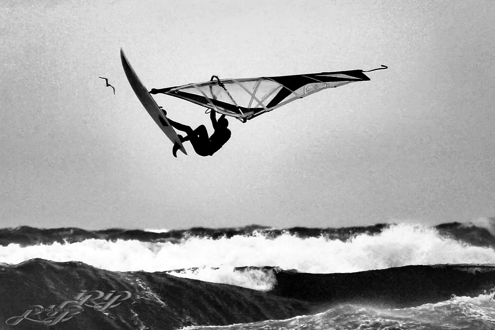 Shahar Tzuberi Olympic bronze medalist for windsurfing