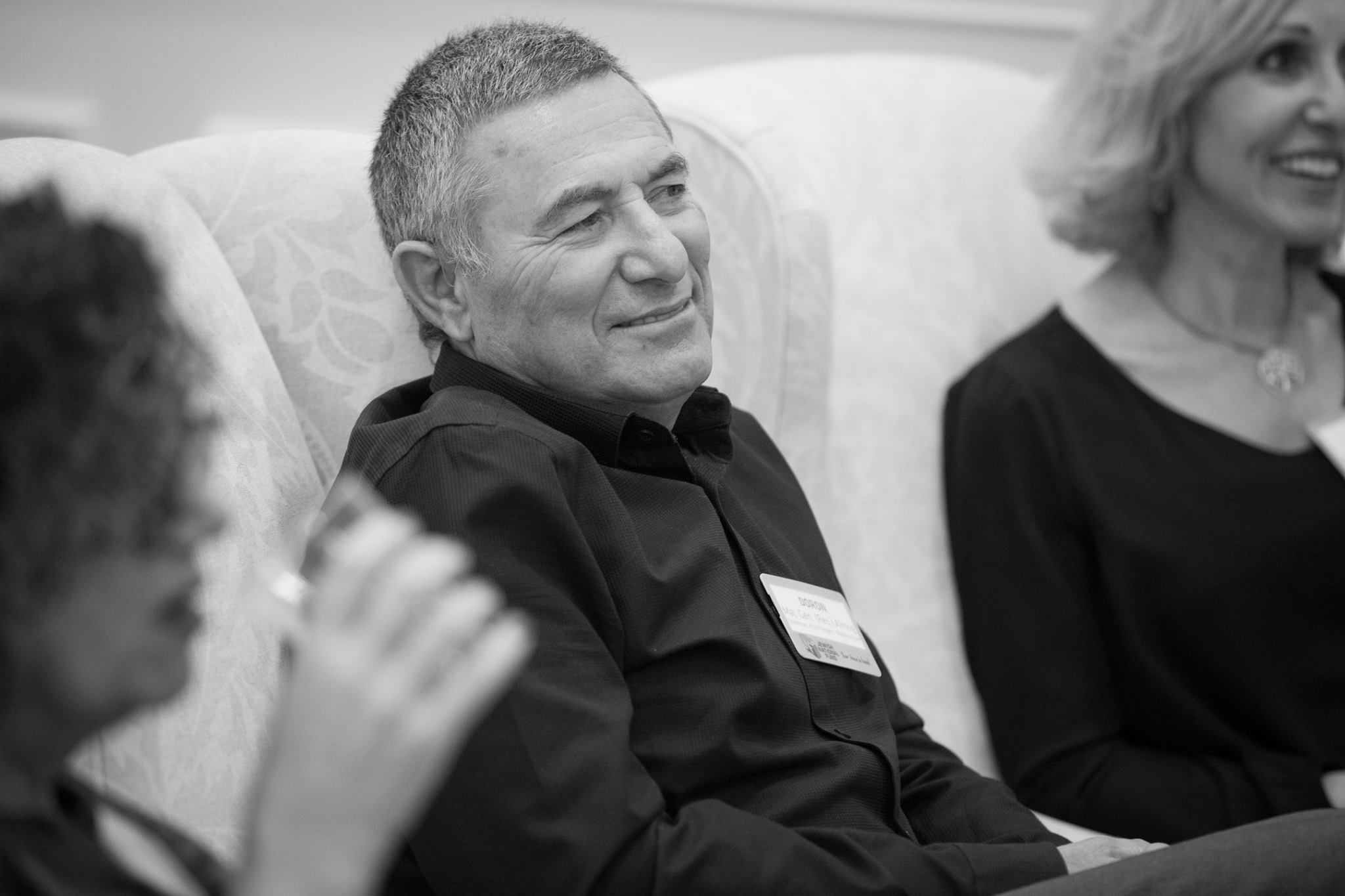 Israeli Major General Doron Almog who founded village for the disabled in southern Israel won Israel prize