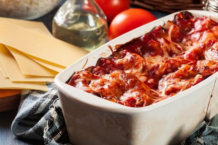 La Lasagna in Tel Aviv is run by an Italian immigrant to Israel