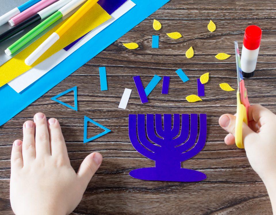 DIY Hanukkah