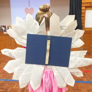 How Will You Design your diction fairy costume?